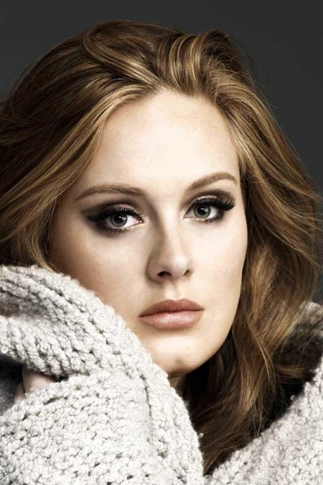 Adele   Simply beautiful iPhone wallpapers